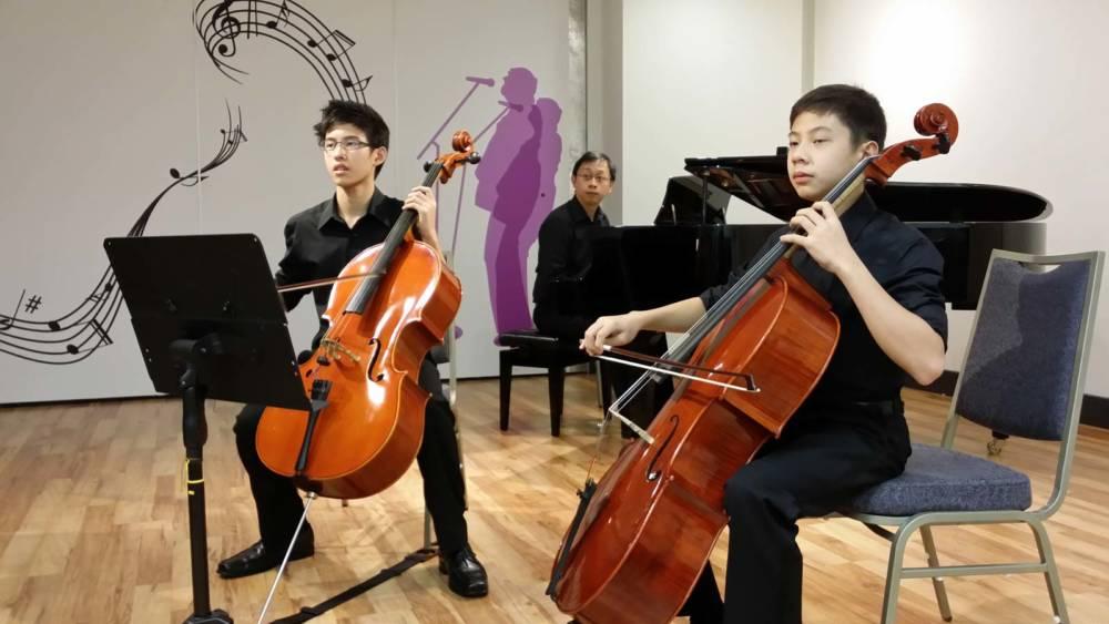 young-recital-platform